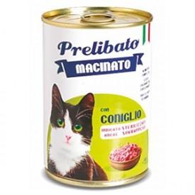 Prelibato Gato Sterilized Conejo Lata - 1