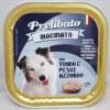 Prelibato Perro Atún y Pescado Blanco Tarrina - 1