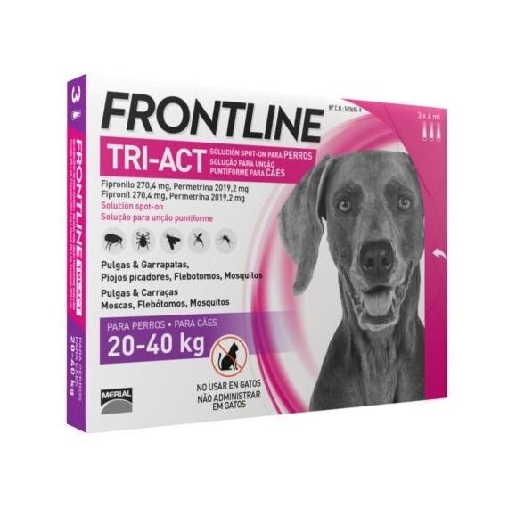 Frontline Tri-Act (20-40 kg) - 1