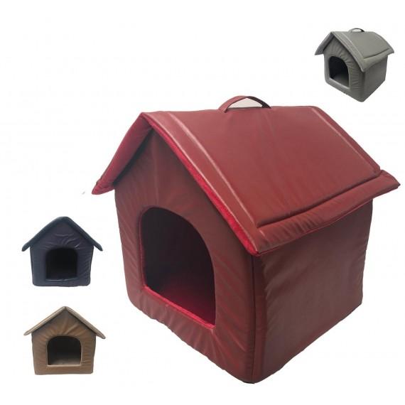 Caseta para Perros y Gatos 49 x 49 x 49 cm Housepet - 1
