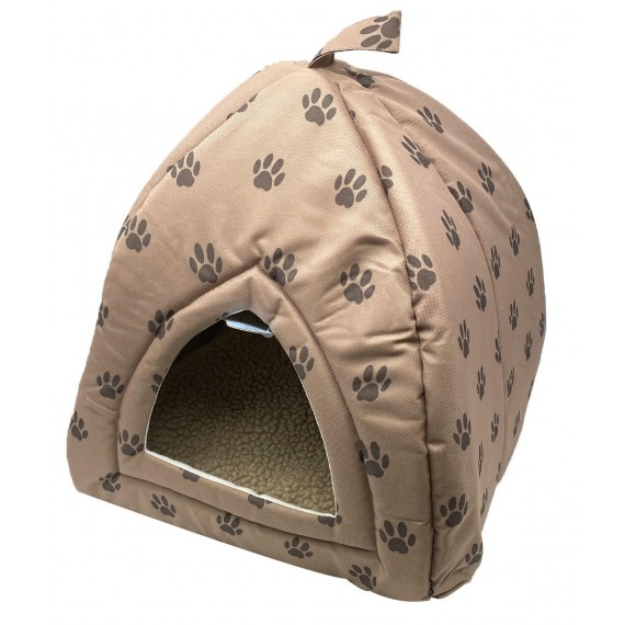 Iglú para Perros y Gatos Dibujos Housepet - 1