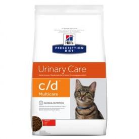 Hill's Gatos c/d Urinary Multicare - 1