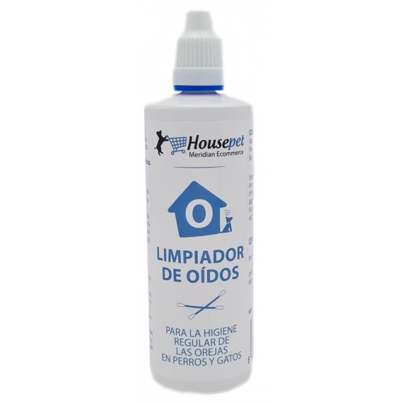 Limpiador Auricular Housepet 125 ml - 1