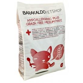 Alimento Medium/Maxi Hypoallergenic Plus Grain Free Barakaldo Vet Shop - 1
