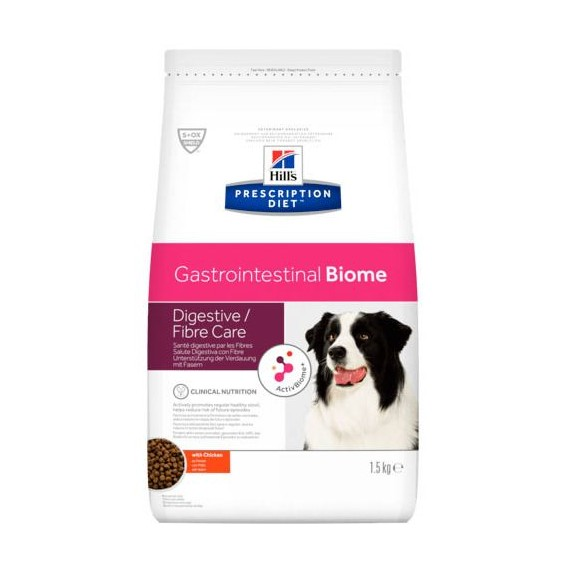 Hill´s Gastrointestinal Biome Digestive / Fibre Care - 1