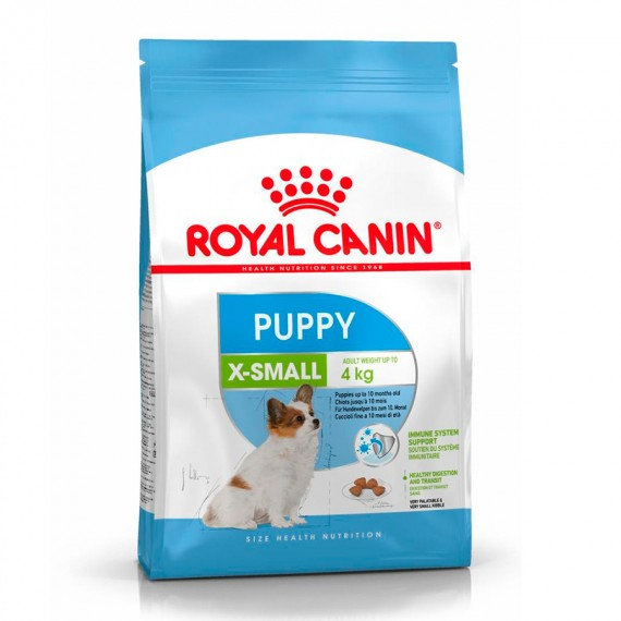 Royal Canin X-Small Puppy - 1