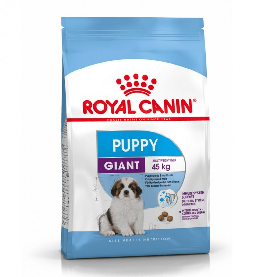 Royal Canin Giant Puppy - 1