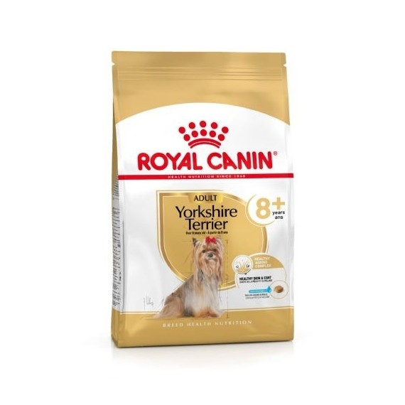 Royal Canin Yorkshire Terrier 8+ - 1