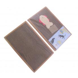 Rascador Cartón con Dibujo de Ratón - 1