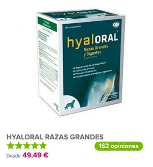 Hyaloral Razas Grandes